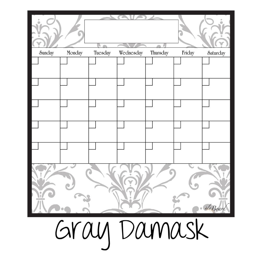 Magnetic Monthly Calendar For Refrigerator : Amazon smart planner magnetic refrigerator calendar dry