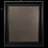 Large Metal Board Framed Black