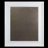 Large Metal Board Framed White New