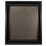 Medium Metal Board Framed Black