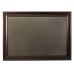 XL Metal Board Framed Brown