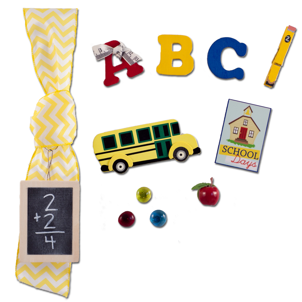 Back to School Magnet Package